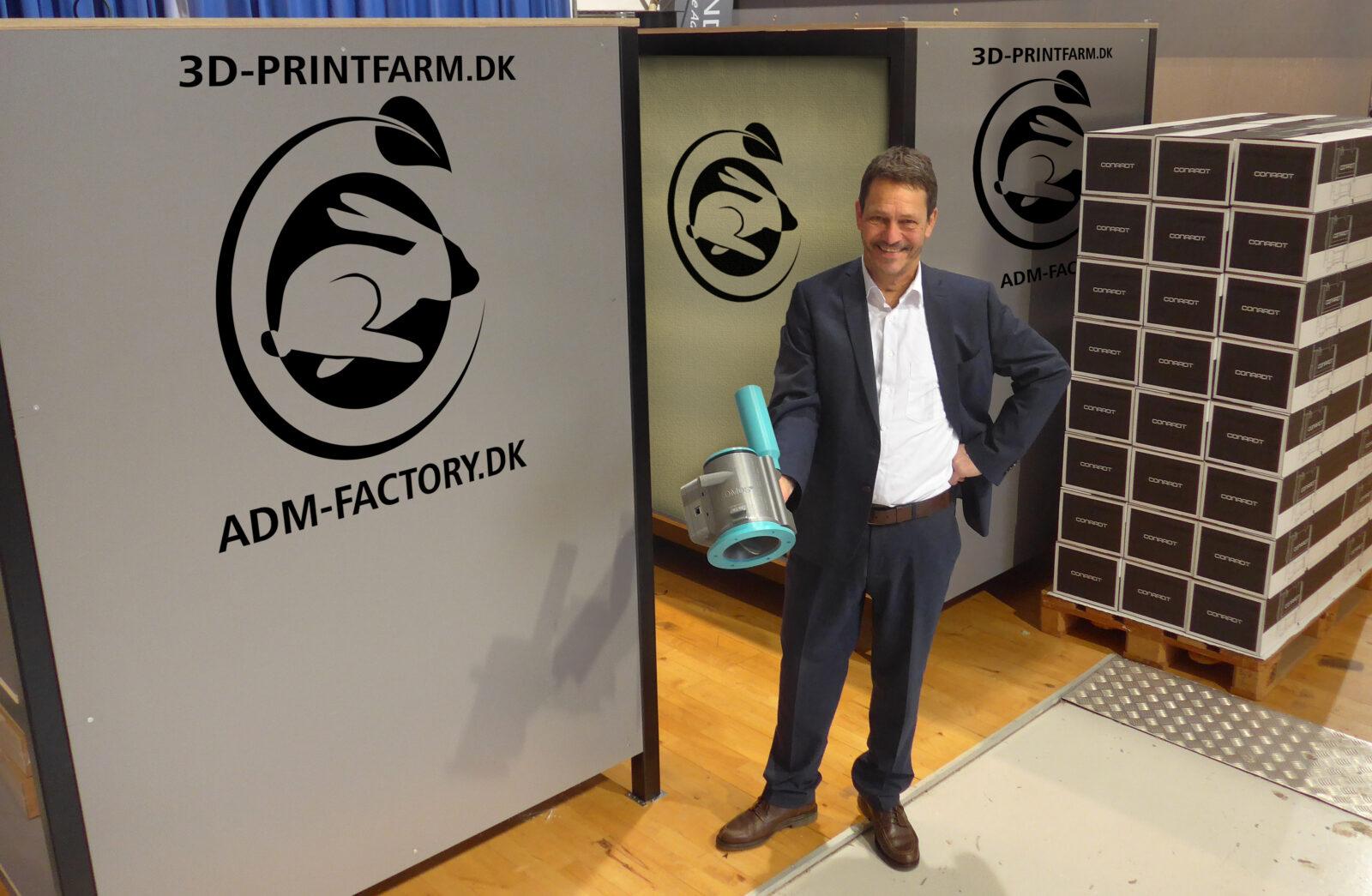 3D printfarm