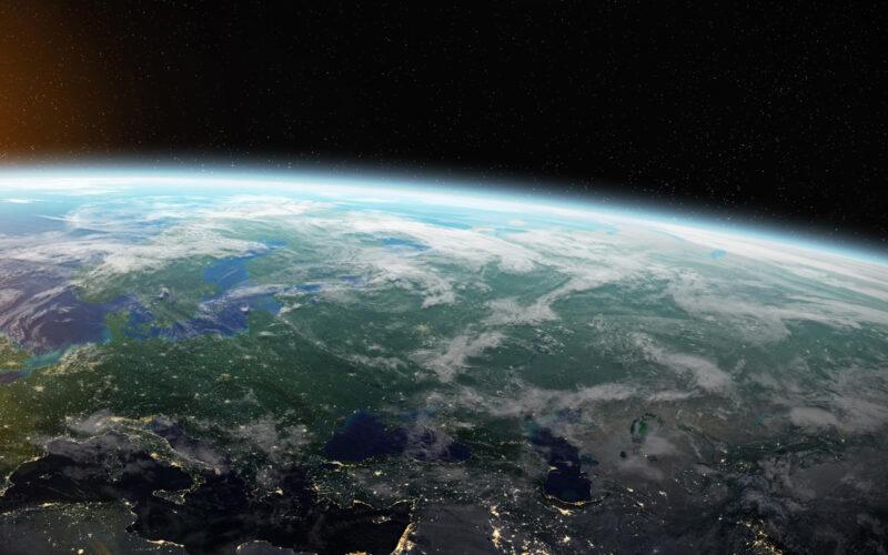 Jorden fra luften